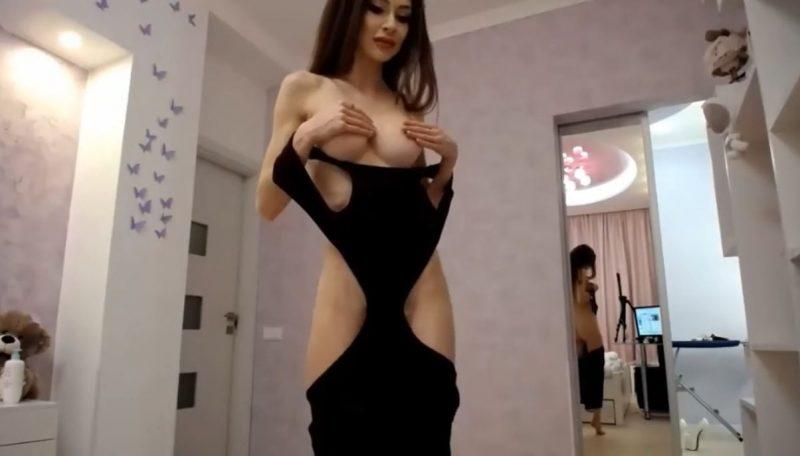 Show de puta webcam de lujo que se desnuda para ti